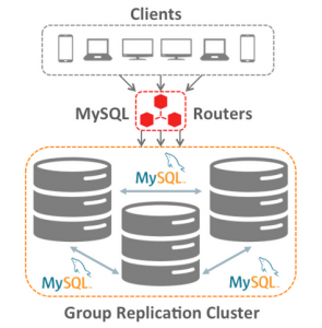 MySQL: Group Replication Cluster